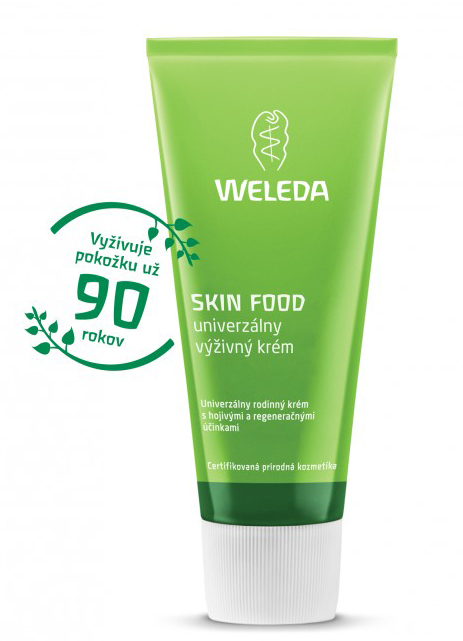 skin-food weleda